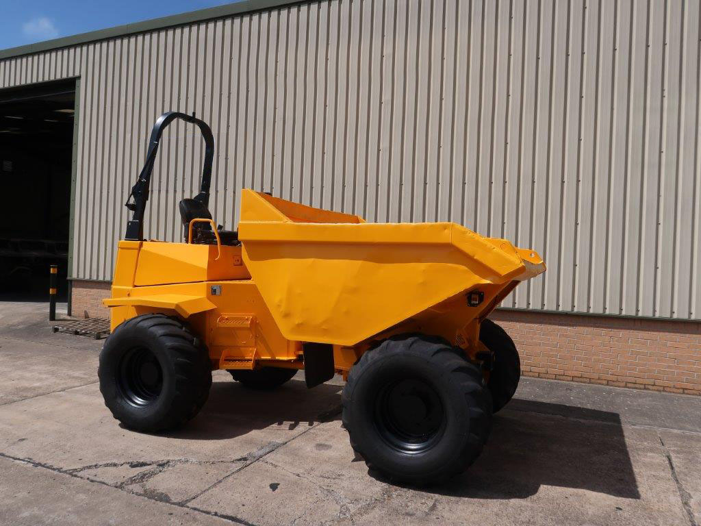Thwaites 9 ton articulated dumper - ex military vehicles for sale, mod surplus