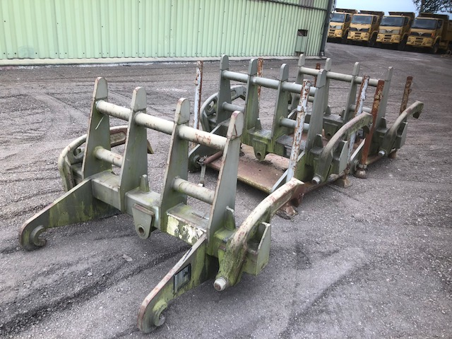 MoD Surplus, ex army military vehicles for sale - Ripper Attachment