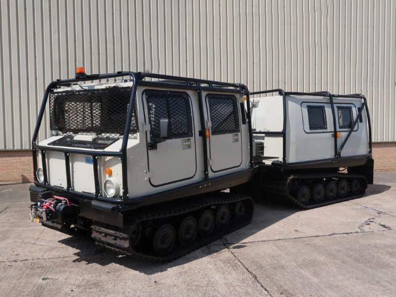 military vehicles for sale - Hagglund BV 206 Mine Site Specification