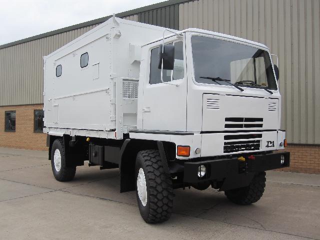 Bedford TM 4x4 workshop truck - ex military vehicles for sale, mod surplus
