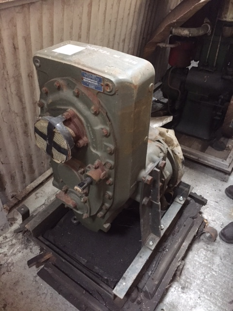 military vehicles for sale - Reconditioned Clark Gearbox