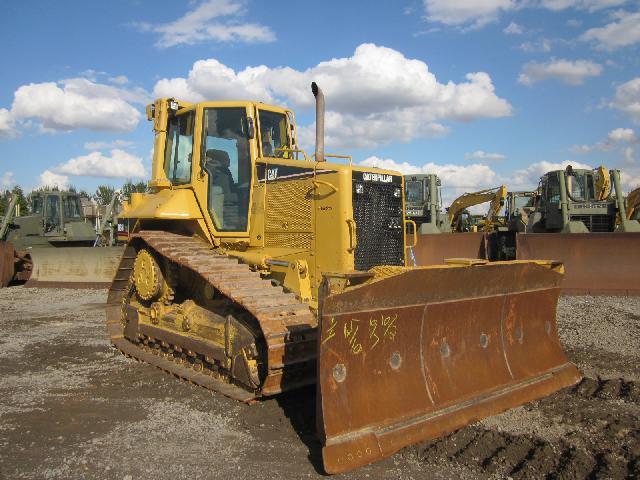 Caterpillar Bulldozer D6N XL - ex military vehicles for sale, mod surplus