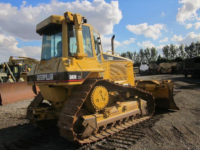 Caterpillar Bulldozer D6N XL