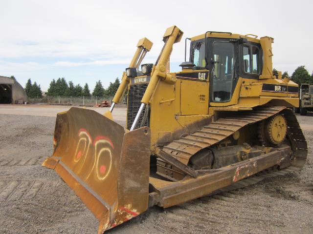Caterpillar Bulldozer D6R XW - ex military vehicles for sale, mod surplus