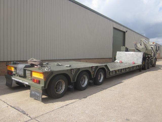 King GTLE 44 low loader