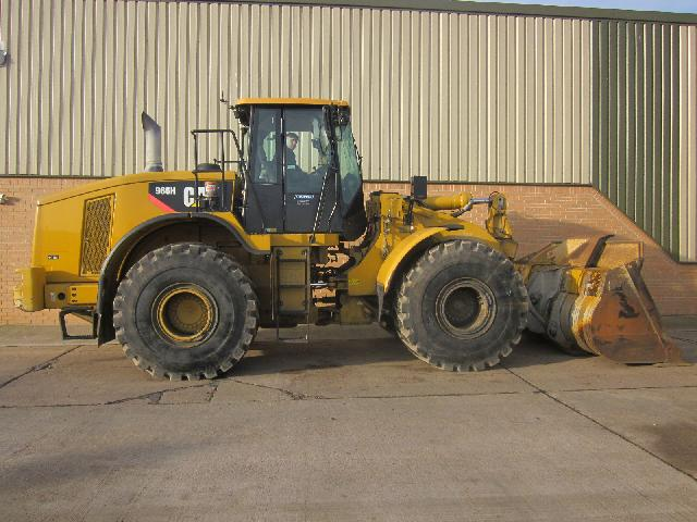 Caterpillar Wheeled Loader 966 H  - ex military vehicles for sale, mod surplus