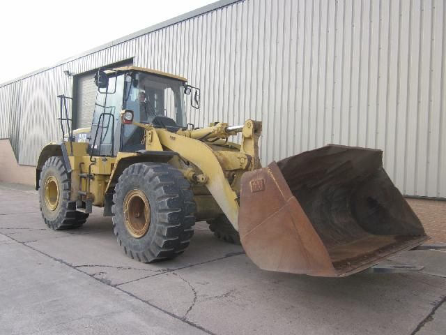 military vehicles for sale - Caterpillar Wheeled Loader 950 G (Stnd Bucket)
