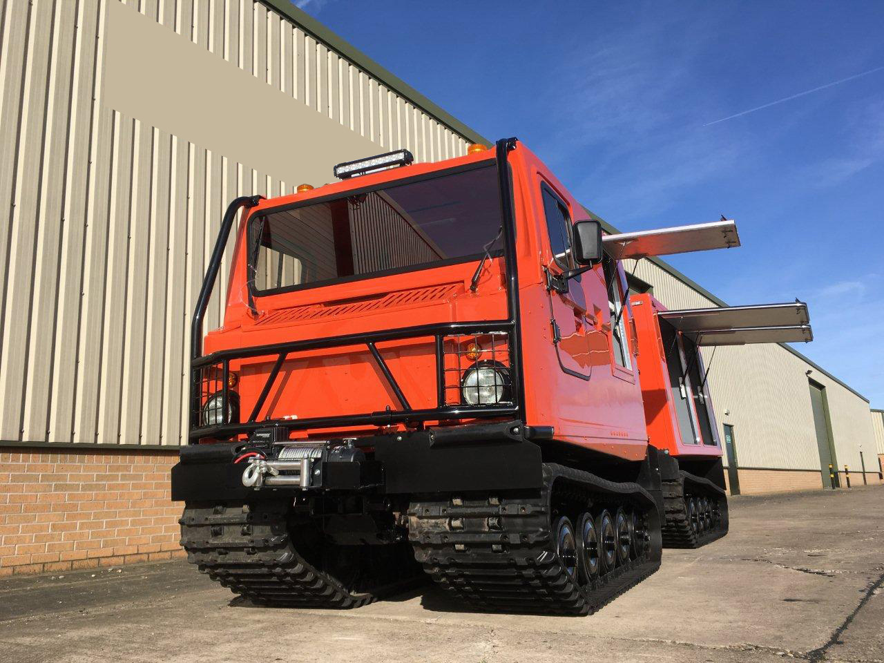 military vehicles for sale - Hagglund BV206 Multi-Purpose Vehicle