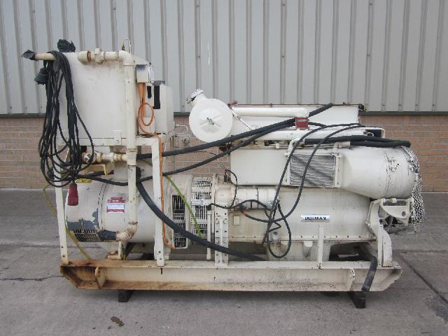 Dorman 60 kva Generator set - ex military vehicles for sale, mod surplus