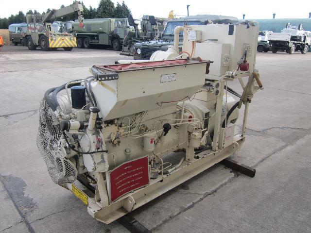 Dorman 60 kva Generator set