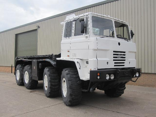 Foden 8x6 drops truck - ex military vehicles for sale, mod surplus