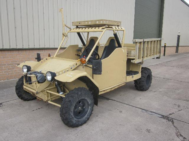 MoD Surplus, ex army military vehicles for sale - EPS Springer ATV