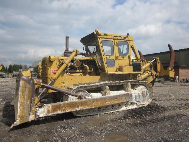 Caterpillar Bulldozer D8K - ex military vehicles for sale, mod surplus