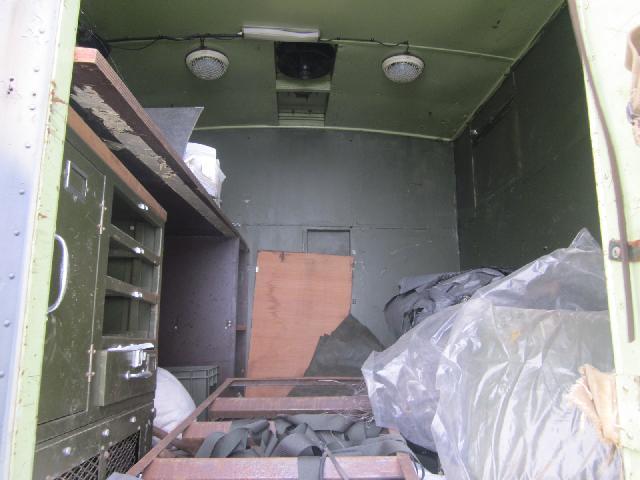 Reynolds Boughton box trailer