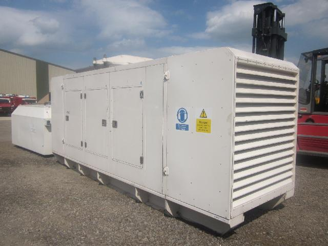 500 KVA FG wilson generator - ex military vehicles for sale, mod surplus