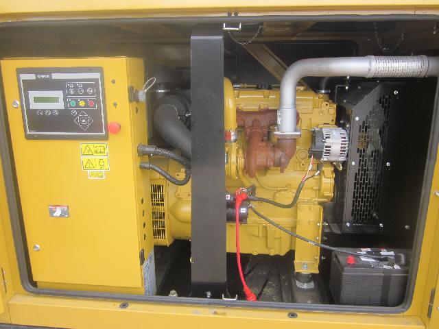 Caterpillar Olympian 88 KVA generator (Unused)