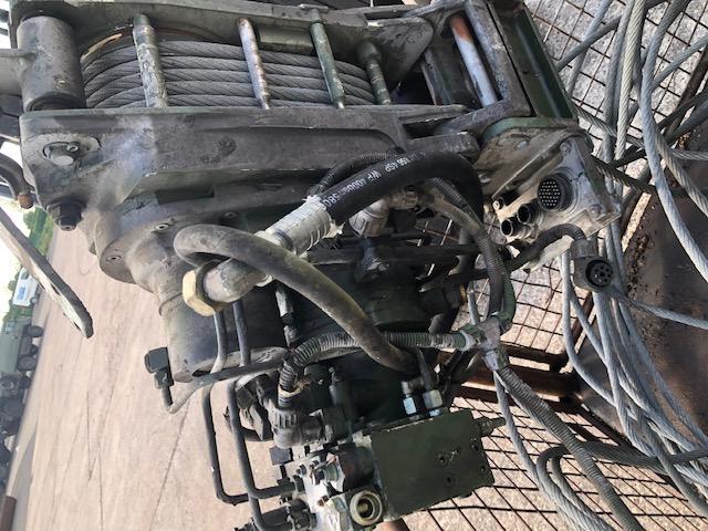 Rotzler TR 080/3-2183231001 Hydraulic winch