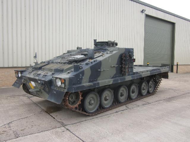 CVRT Shielder / Stormer - ex military vehicles for sale, mod surplus