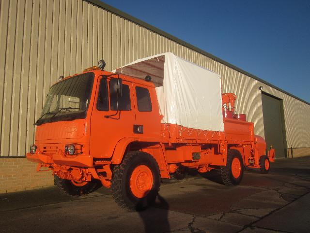 Leyland Daf 4x4 service truck  - ex military vehicles for sale, mod surplus