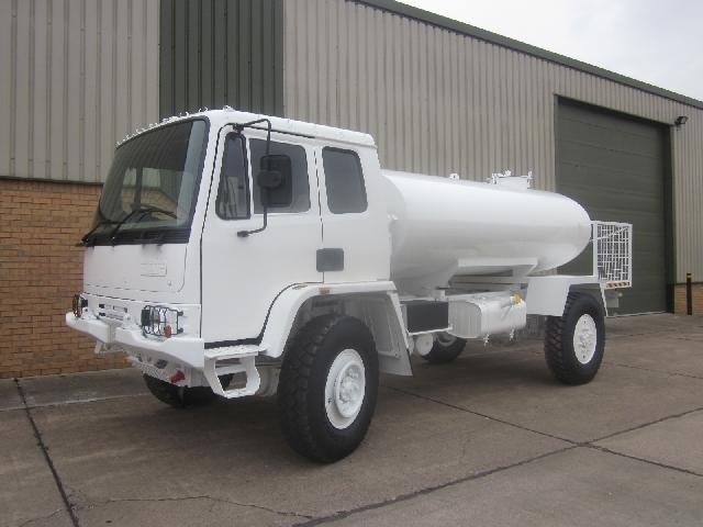 MoD Surplus, ex army military vehicles for sale - Leyland Daf 45.150 tanker truck