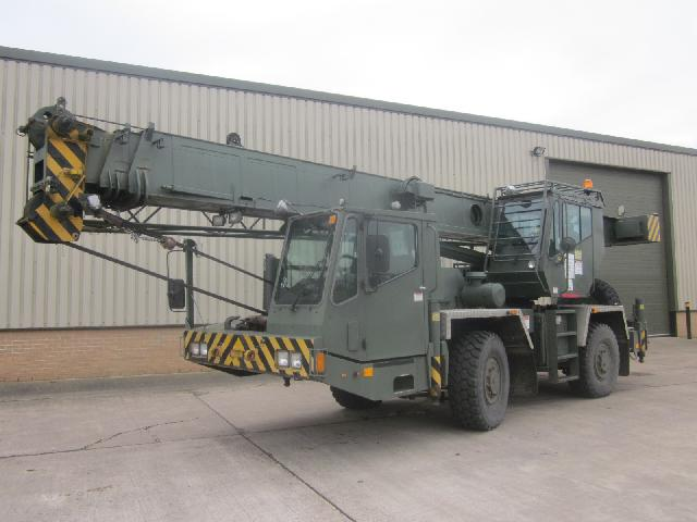 Grove AT 422E - ex military vehicles for sale, mod surplus