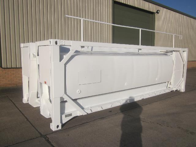 Marshalls 12,000 litre drops fuel tank - ex military vehicles for sale, mod surplus