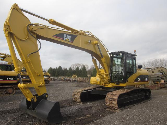 Caterpillar Tracked Excavator 325 CL  - ex military vehicles for sale, mod surplus