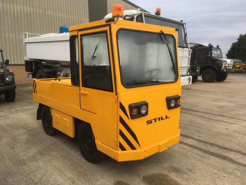 military vehicles for sale - Still R07 Aircaft Tug