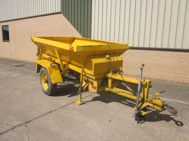 Econ gritter trailer - ex military vehicles for sale, mod surplus