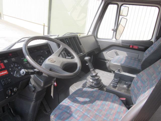 Mercedes 2638 6x6 drops truck