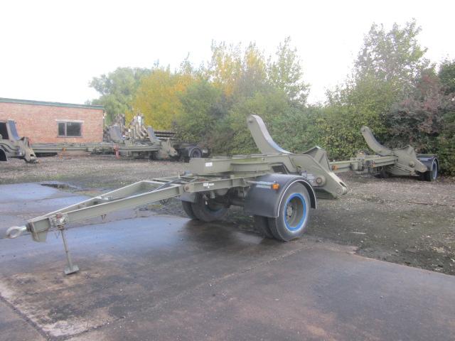 King mat carrier trailer - ex military vehicles for sale, mod surplus
