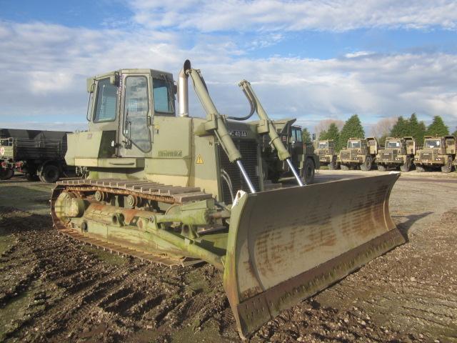 Liebherr PR742B Bulldozer - ex military vehicles for sale, mod surplus