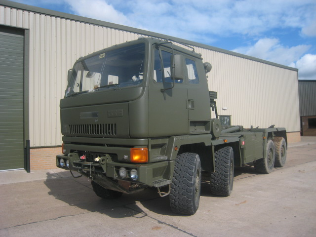 MoD Surplus, ex army military vehicles for sale - Leyland DAF Drops Body / Multilift