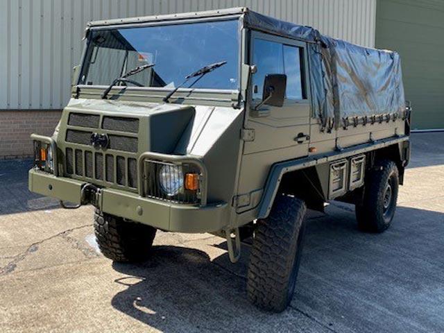 MoD Surplus, ex army military vehicles for sale - Pinzgauer 716 4x4 RHD