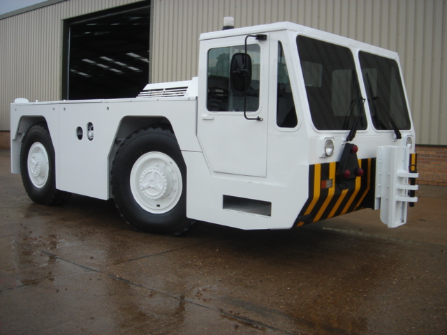 military vehicles for sale - Reliance Mercury RM350 Tug