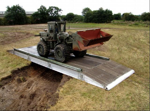 military vehicles for sale - KB4 Aluminium Bridges