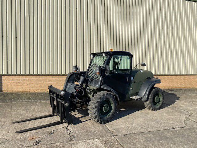 MoD Surplus, ex army military vehicles for sale - JCB 524-50 telehandler