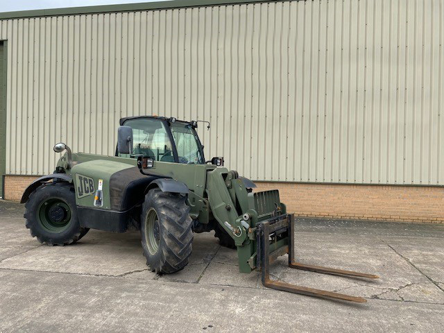 MoD Surplus, ex army military vehicles for sale - JCB 541-70 Telehandler