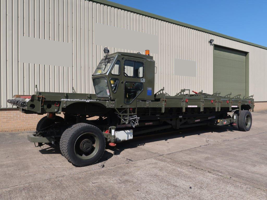 MoD Surplus, ex army military vehicles for sale - Atlas/AMSS K Loader Aircraft Main Deck Loader
