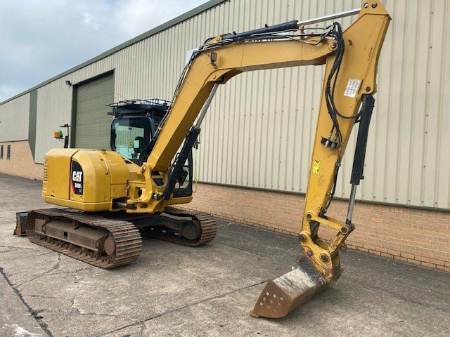 military vehicles for sale - Caterpillar 308E 2CR Tracked Excavator