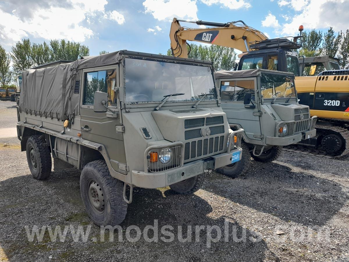 military vehicles for sale - Pinzgauer 716 4x4 RHD
