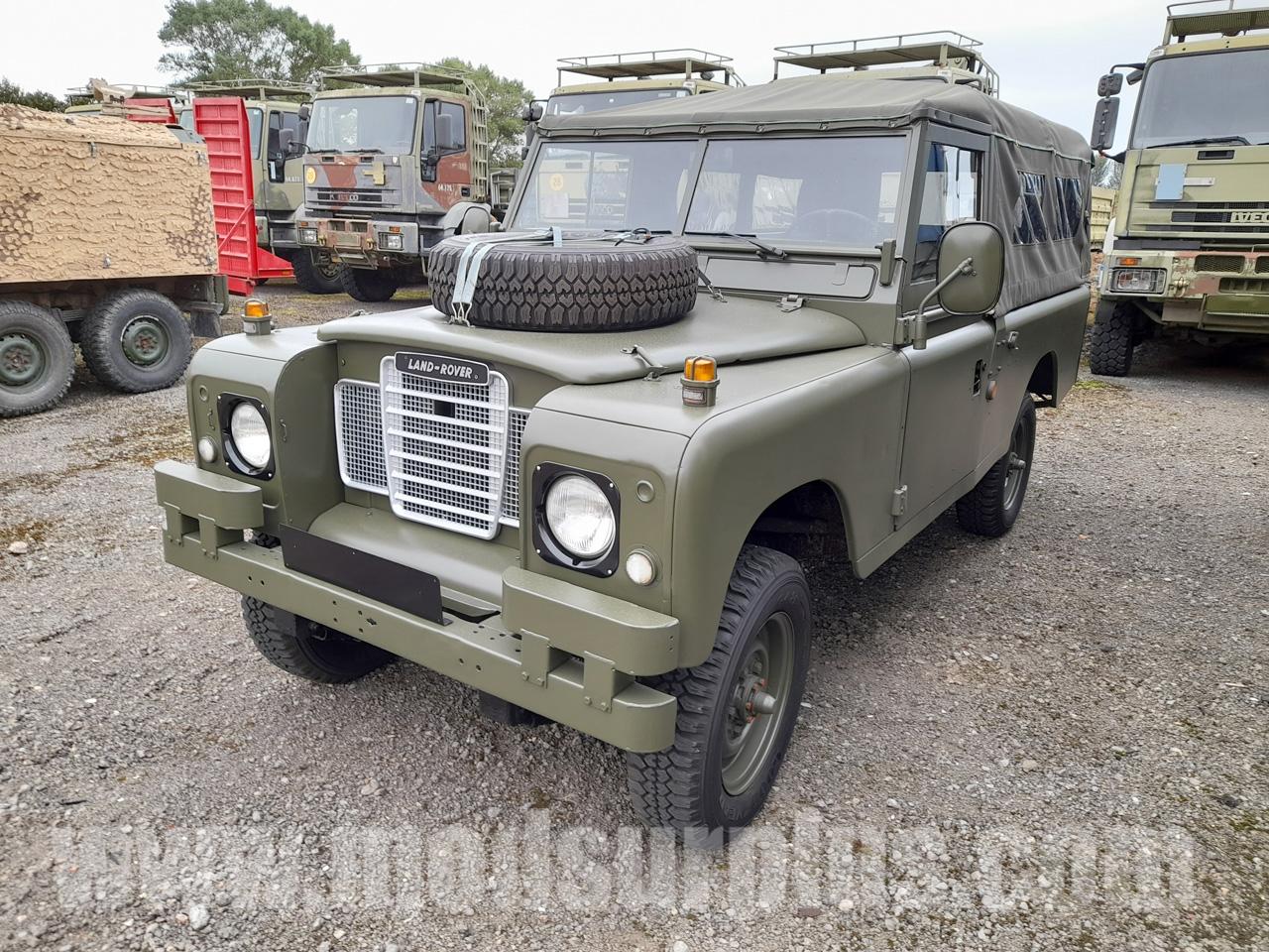 Land Rover Series 3 109 (Diesel) - 50345