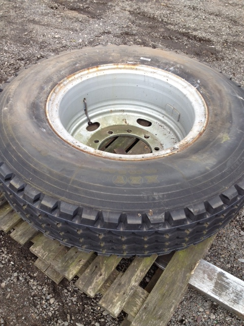 military vehicles for sale - Unused Michelin 12.00R24 XZY