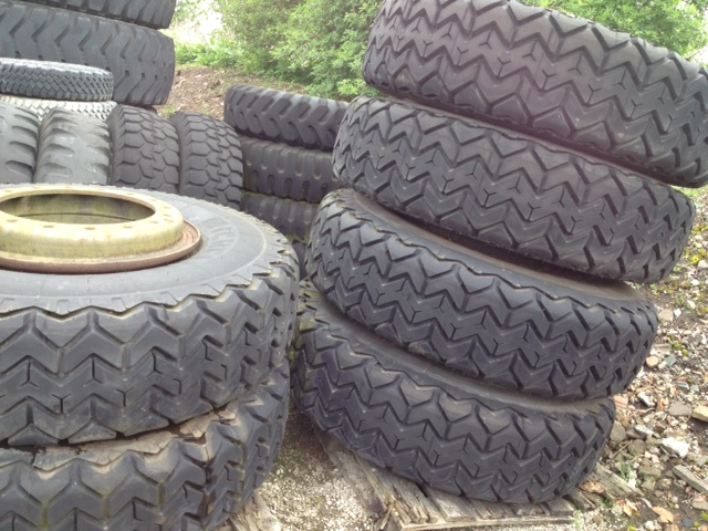 military vehicles for sale - Michelin 14.00R24 (Unused)