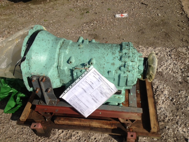 MoD Surplus, ex army military vehicles for sale - Allison Reconditioned Gearbox for FV430 series