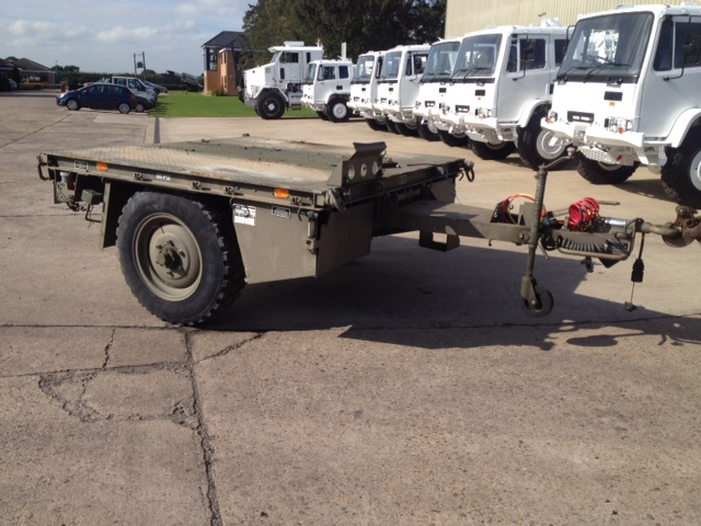 military vehicles for sale - Penmann GT3500 trailer