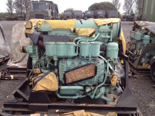 MoD Surplus, ex army military vehicles for sale - L60 Chieftain MBT Reconditioned Engine