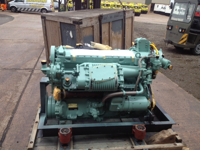 MoD Surplus, ex army military vehicles for sale - Rolls Royce K60 engines fully reconditioned