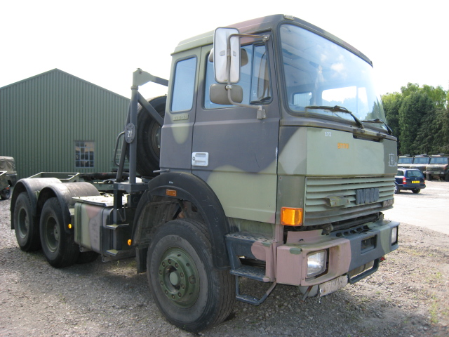 military vehicles for sale - <a href='/index.php/trucks/show-all-trucks/11774-iveco-220-32-6x4-tractor-unit' title='Read more...' class='joodb_titletink'>Iveco 220-32 6x4 Tractor Unit</a>